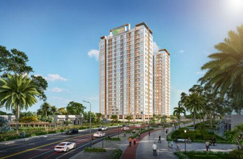 Dự án Tecco Felice Homes Thuận An Bình Dương