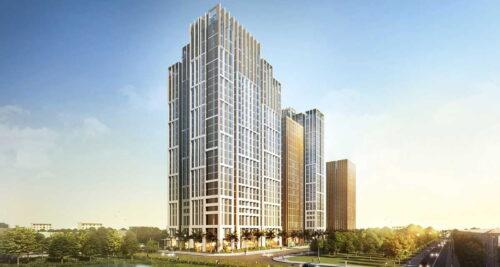 Dự án căn hộ Opal Parkview Thuận An Bình Dương