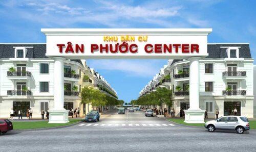 Dự án Tân Phước Center Bình Phước